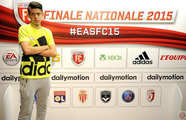 Finale nationale 2015 #EASFC